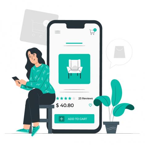 Blogbeitrag – Mein erster eigener Online-Shop