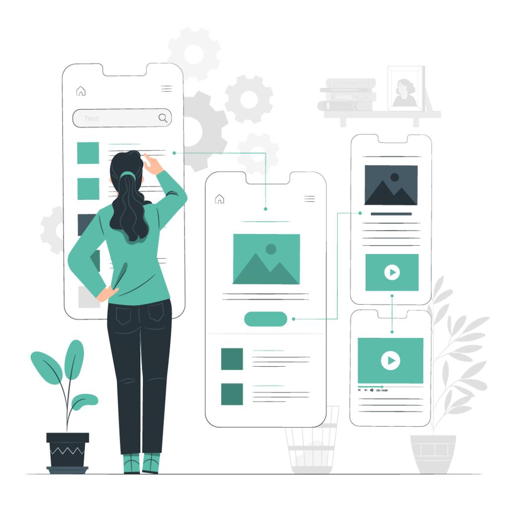 Online Shop UI-UX-Design