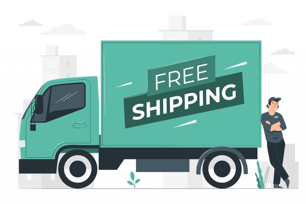 Online-Shop Versand