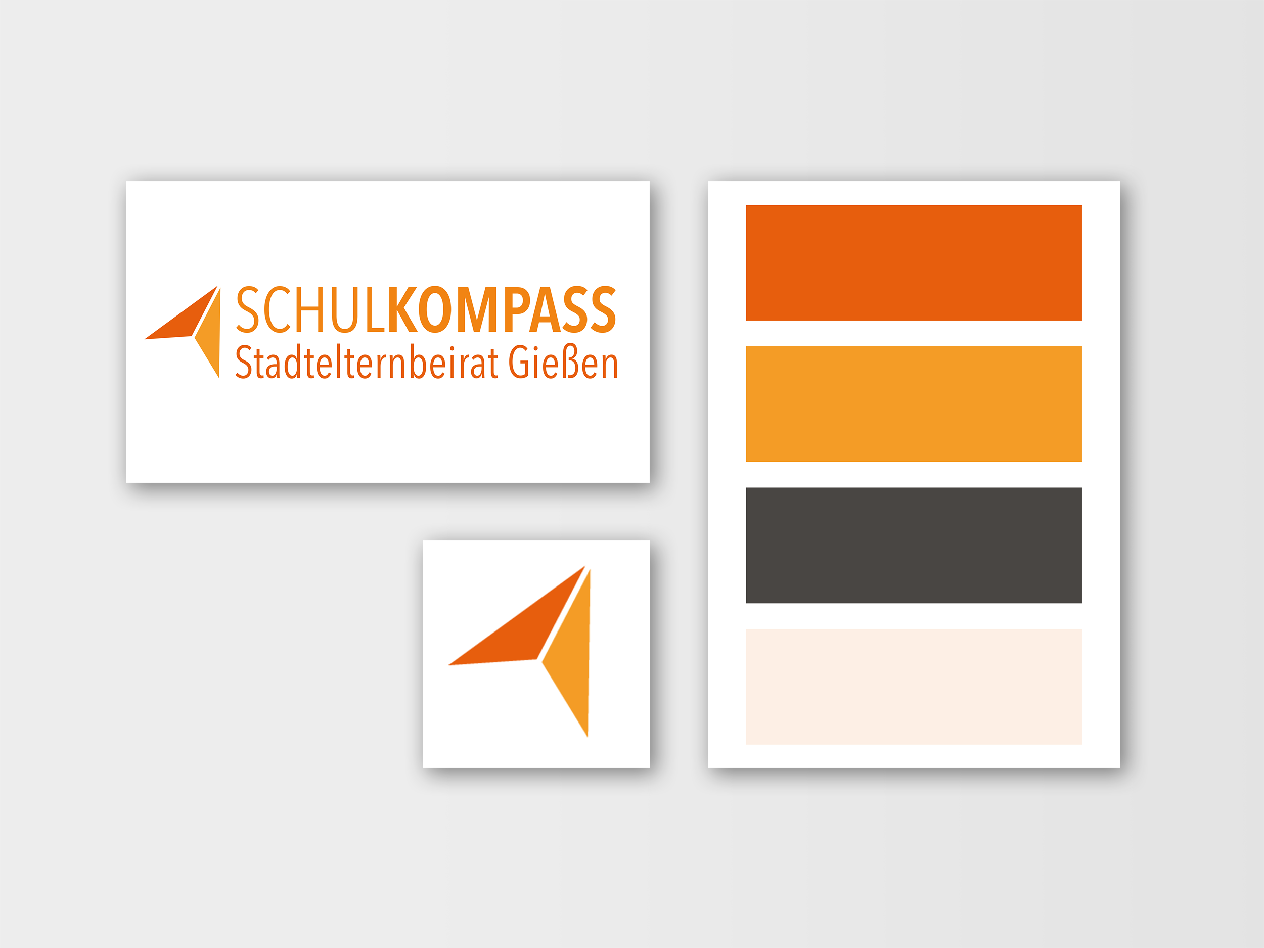 Schulkompass Corporate Design