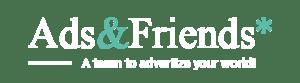 Ads&Friends Logo